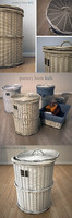 3d potterybarn basket -