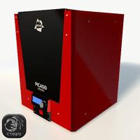 picaso printer 3d model