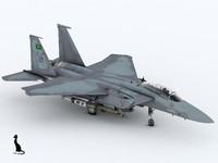 f-15s s 3d max