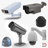 CCTV Cameras Collection 2