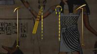 pharaohs equipment 3d model