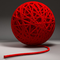 max ball string