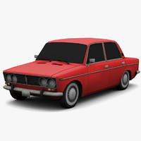 fiat 150p - color 3d 3ds