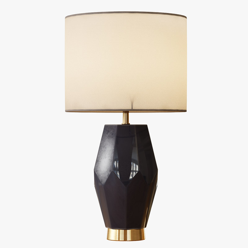 Faceted Stone Table Lamp_01.jpg