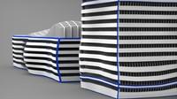 future building 3d model
