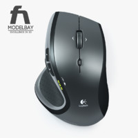 logitech mx wireless mouse 3d max