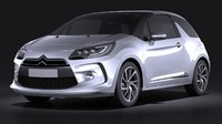 citroen ds3 2015 obj