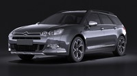 2014 citroen tourer 3d 3ds