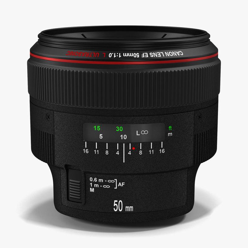 Canon Lens vray 3d model 00.jpg
