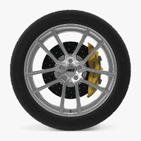 AEZ Raise HG Disk Car Wheel