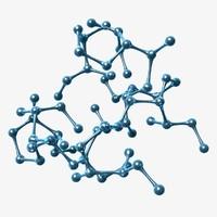 3d molecule lightwave