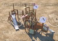3ds playground