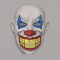 Clown Mask V3