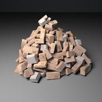 bricks 3d ma