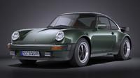 porsche 911 930 3d model