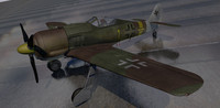 3ds german fighter aircraft