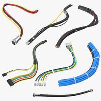 3d wire kit model