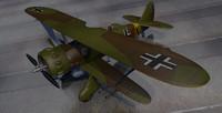 henschel bomber 3d 3ds