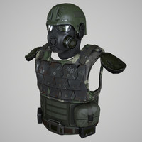 3d model ready games
