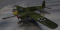 3ds henschel hs-129b-3