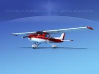 dxf cessna c150 aerobat
