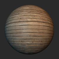 4K PBR Wood Floor Textures