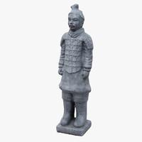 3d max terracotta realistic