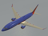 boeing 737-800 southwest airlines max