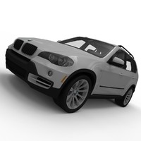 3d model of bmw x5
