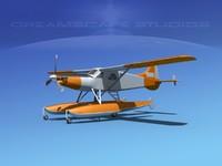 max dehavilland beaver turboprop