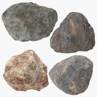 4 rocks max