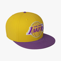 max baseball cap lakers