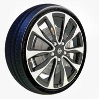 Nissan Maxima Wheel