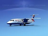 328jet jet aircraft 3d 3ds