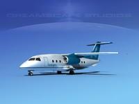 3ds 328jet jet aircraft