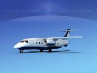 3d 328jet jet aircraft