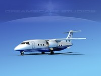 328jet jet aircraft 3d model