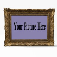 picture frame 3ds