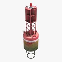 buoy 3d max