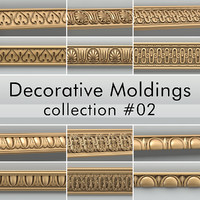 Molding collection 002