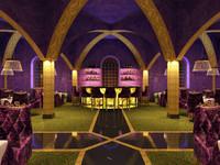 max gothic restaurant interior