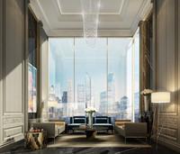 penthouse area scene max