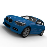bmw 1 series 3ds