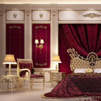 ASNAGHI Bedroom _ Eldora