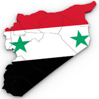 syria regions 3d 3ds