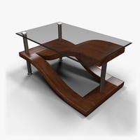 Modern coffee table 1