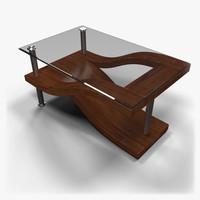 Modern coffee table 3