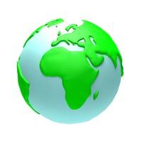 cartoon stylized earth 3d 3ds