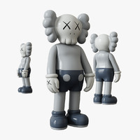 Original Fake Companion Mono By Kaws