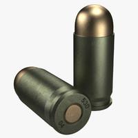 9x18 cartridge 3D models